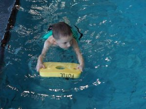 detský plavecký kurz